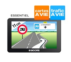 Couverture GPS Camping Car